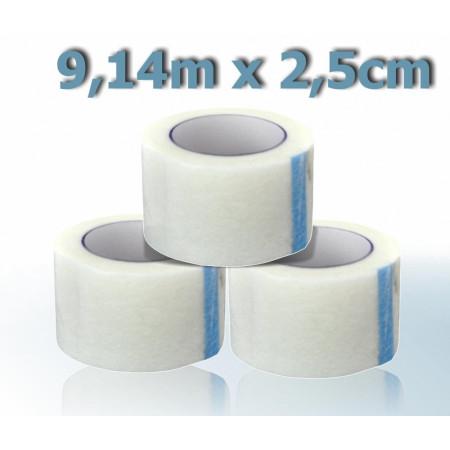Hypoalergénna lepiaca páska 9,14m x 2,5cm NechtovyRAJ.sk - Daj svojim nechtom všetko, čo potrebujú