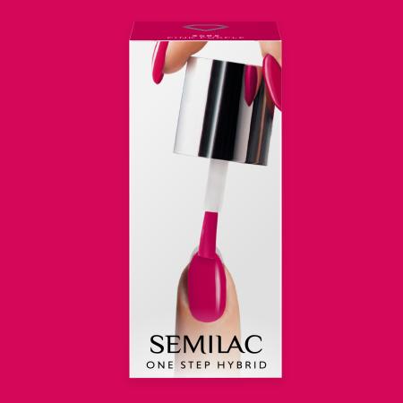 Semilac One Step gél lak S685 Pink Purple 5ml NechtovyRAJ.sk - Daj svojim nechtom všetko, čo potrebujú