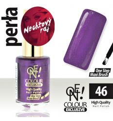 Lak na nechty-ONE COLOUR exclusive 046