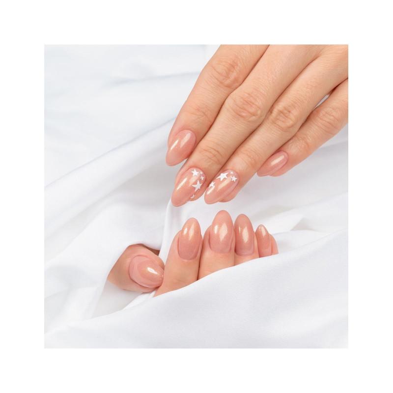 Semilac Extend 5v1 804 Glitter Soft Beige 7 ml NechtovyRAJ.sk - Daj svojim nechtom všetko, čo potrebujú
