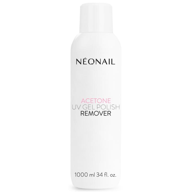 NeoNail odstraňovač gél laku Aceton 1000 ml - parfumovaný NechtovyRAJ.sk - Daj svojim nechtom všetko, čo potrebujú