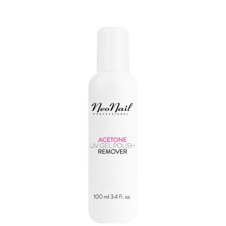 NeoNail odstraňovač gél laku Aceton 100 ml - parf NechtovyRAJ.sk - Daj svojim nechtom všetko, čo potrebujú