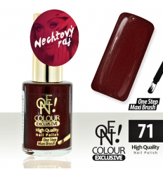 Lak na nechty-ONE COLOUR Exclusive 71