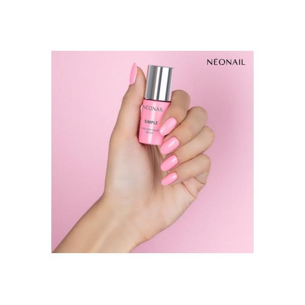 Sada na gél lak NeoNail® SIMPLE One Step BASIC