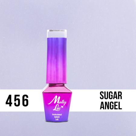 456. MOLLY LAC gél lak BonBons Sugar Angel 5ml