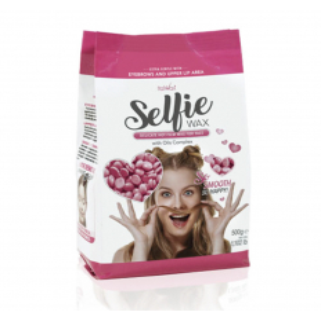 ItalWax filmwax - zrniečka vosku selfie 500g NechtovyRAJ.sk - Daj svojim nechtom všetko, čo potrebujú