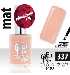 Lak na nechty-ONE COLOUR  337