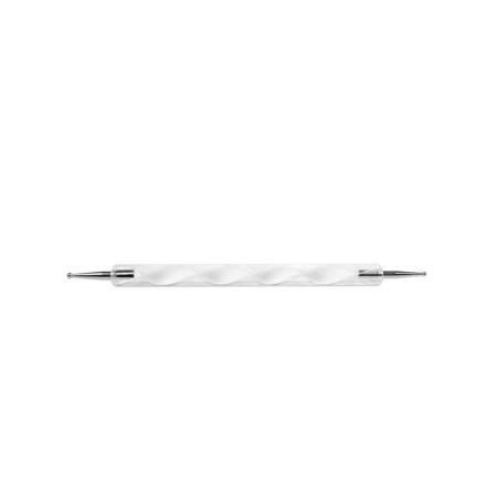 Zdobiace pero biele NechtovyRAJ.sk - Daj svojim nechtom všetko, čo potrebujú