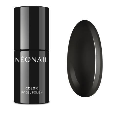 Gél lak NeoNail® Pure Black 7,2ml NechtovyRAJ.sk - Daj svojim nechtom všetko, čo potrebujú