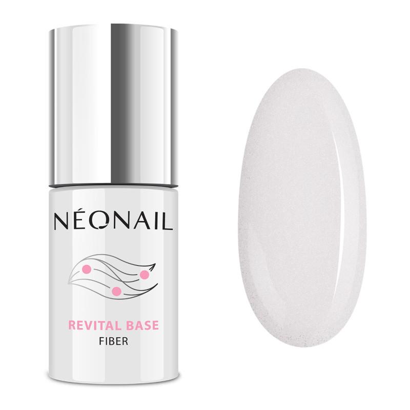 Gél lak NeoNail® podkladový Revital Base Fiber Shiny Queen 7,2ml NechtovyRAJ.sk - Daj svojim nechtom všetko, čo potrebujú
