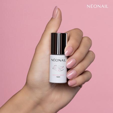 Gél lak NeoNail® podkladový Revital Base Fiber Warm Cover 7,2ml NechtovyRAJ.sk - Daj svojim nechtom všetko, čo potrebujú