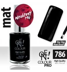 Lak na nechty-ONE COLOUR  786