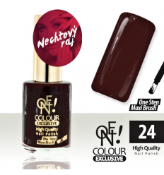 Lak na nechty-ONE COLOUR Exclusive 24
