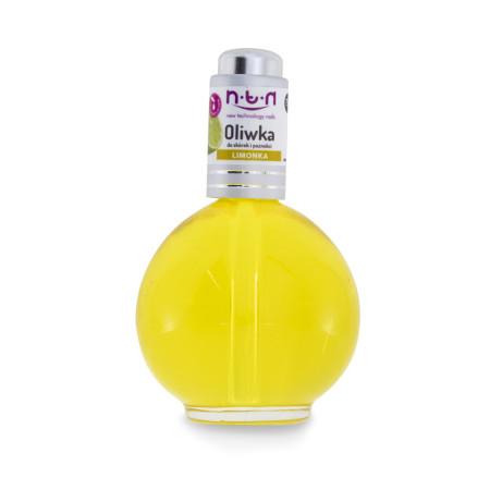 NTN olejček na nechty a kožičku 75 ml - citrón NechtovyRAJ.sk - Daj svojim nechtom všetko, čo potrebujú