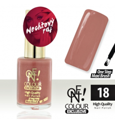 Lak na nechty-ONE COLOUR Exclusive 018