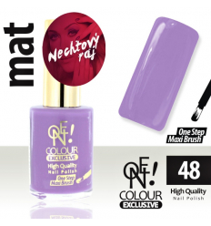 Lak na nechty-ONE COLOUR  Exclusive 48