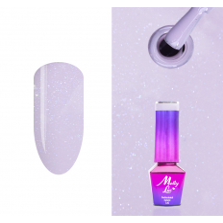 475. MOLLY LAC gél lak - Macarons Fig Mist 5m