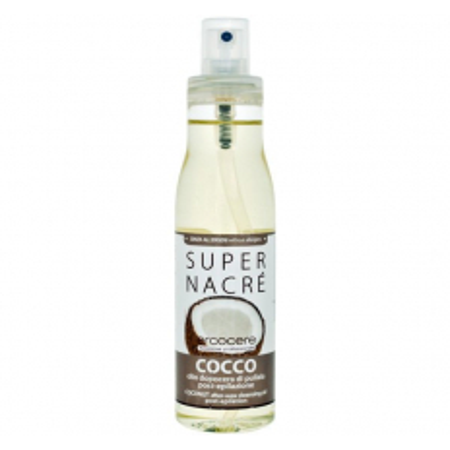 Olejček po depilácii kokos NechtovyRAJ.sk - Daj svojim nechtom všetko, čo potrebujú
