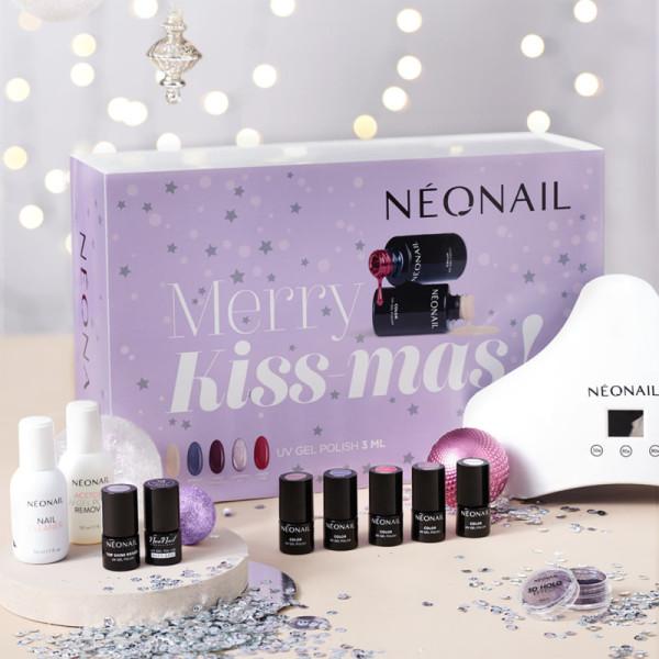 Sada na gél lak NeoNail® Merry kiss mas!