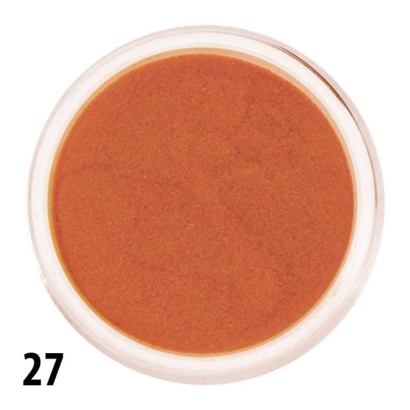 Akrylový prášok medený 27 NechtovyRAJ.sk - Daj svojim nechtom všetko, čo potrebujú