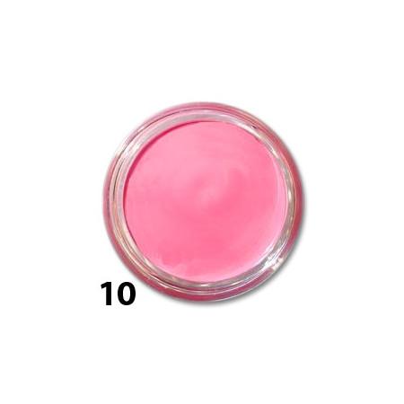 NechtovyRAJ akrylová farba č.10 10ml NechtovyRAJ.sk - Daj svojim nechtom všetko, čo potrebujú