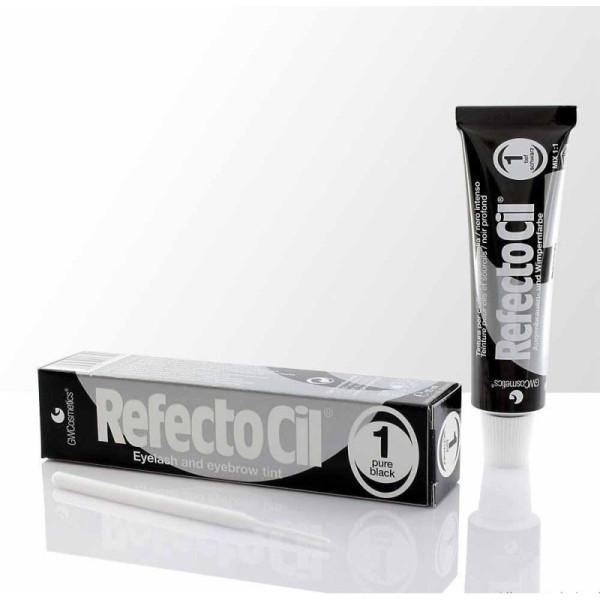 REFECTOCIL farba na obočie čierna 1 15ml NechtovyRAJ.sk - Daj svojim nechtom všetko, čo potrebujú