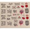 Vodonálepky LOVE BN-1500 NechtovyRAJ.sk - Daj svojim nechtom všetko, čo potrebujú