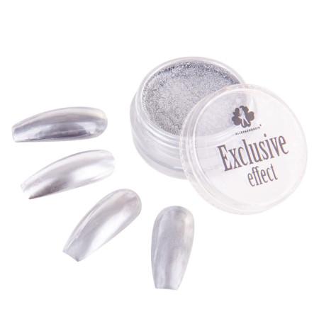 Leštiaci prášok na nechty Exclusive Effect 03 NechtovyRAJ.sk - Daj svojim nechtom všetko, čo potrebujú
