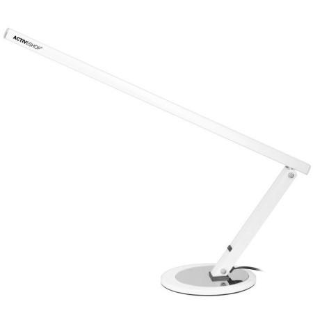 Profesionálna stolová lampa slim biela 20W NechtovyRAJ.sk - Daj svojim nechtom všetko, čo potrebujú