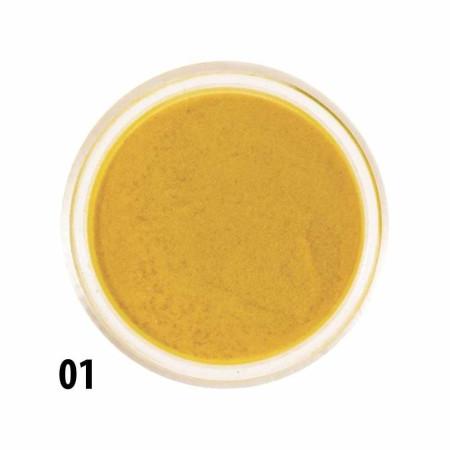 Akrylový prášok 01 žltý