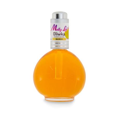 Olejček na nechty Molly Lac 75 ml - mango NechtovyRAJ.sk - Daj svojim nechtom všetko, čo potrebujú