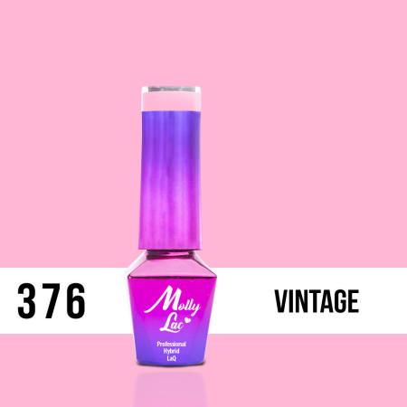 376. MOLLY LAC gél lak - Vintage 5ml