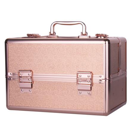 Kozmetický kufrík Golder Rose M NechtovyRAJ.sk - Daj svojim nechtom všetko, čo potrebujú