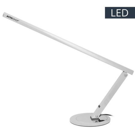 Profesionálna LED stolová lampa slim strieborná NechtovyRAJ.sk - Daj svojim nechtom všetko, čo potrebujú