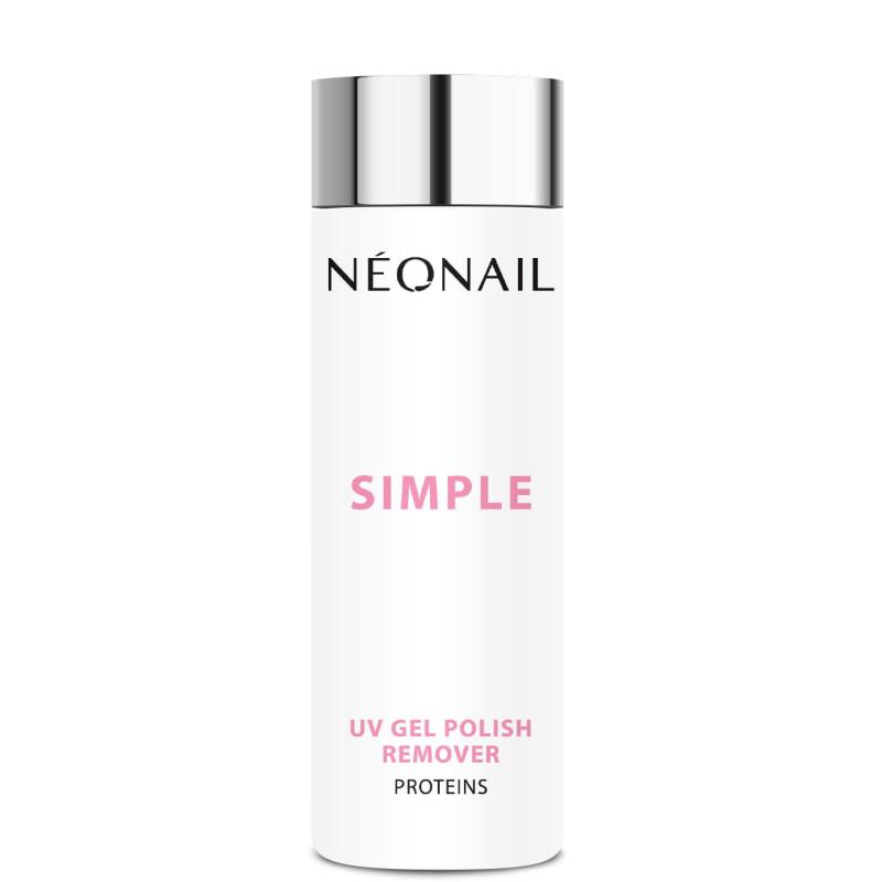 NeoNail Simple remover s proteínmi 200ml NechtovyRAJ.sk - Daj svojim nechtom všetko, čo potrebujú