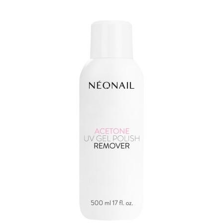 NeoNail odstraňovač gél laku Aceton 500 ml - parf NechtovyRAJ.sk - Daj svojim nechtom všetko, čo potrebujú