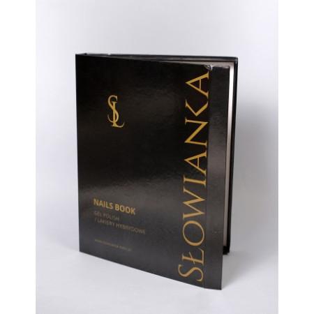 Slowianka® vzorkovník kniha na nechty 204 ks NechtovyRAJ.sk - Daj svojim nechtom všetko, čo potrebujú