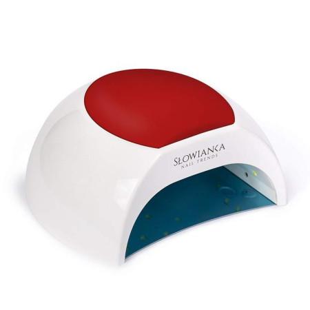 Slowianka UV/LED lampa 48 W biela NechtovyRAJ.sk - Daj svojim nechtom všetko, čo potrebujú