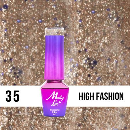 35. MOLLY LAC gél lak - High Fashion 5ML NechtovyRAJ.sk - Daj svojim nechtom všetko, čo potrebujú