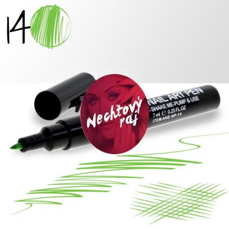 Zdobiace pero nail art 14 NechtovyRAJ.sk - Daj svojim nechtom všetko, čo potrebujú