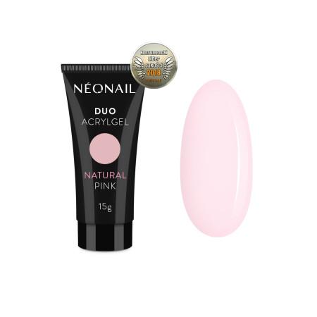 NeoNail Duo Akrylgél 15 g - Natural Pink NechtovyRAJ.sk - Daj svojim nechtom všetko, čo potrebujú
