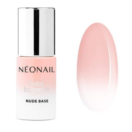 Gél lak Neonail Baby Boomer Nude Base 7,2 ml NechtovyRAJ.sk - Daj svojim nechtom všetko, čo potrebujú
