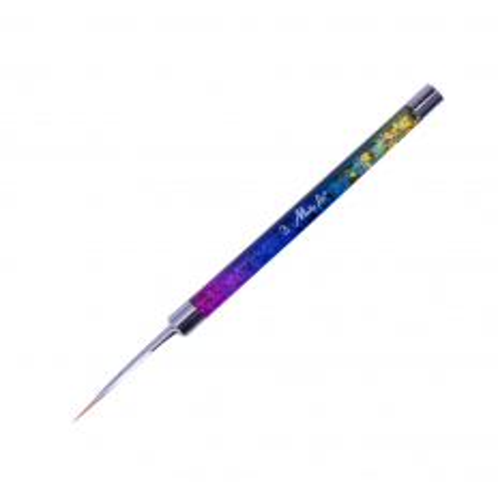 Molly Lac Rainbow štetec na zdobenie 11mm NechtovyRAJ.sk - Daj svojim nechtom všetko, čo potrebujú