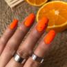 Semilac - gél lak 569 - Neon Orange NechtovyRAJ.sk - Daj svojim nechtom všetko, čo potrebujú
