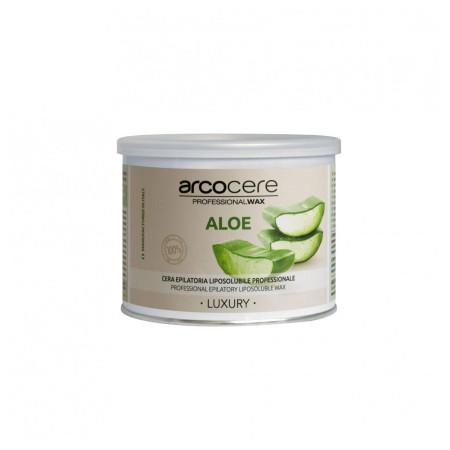 Arcocere depilačný vosk v plechovke Aloe 400 ml NechtovyRAJ.sk - Daj svojim nechtom všetko, čo potrebujú