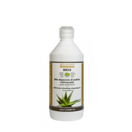 Arcocere čistiaci osviežujúci olej po depilácii 500 ml NechtovyRAJ.sk - Daj svojim nechtom všetko, čo potrebujú