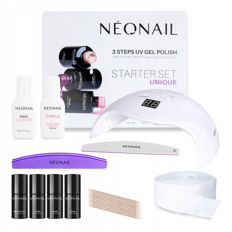 Sada na gél lak NeoNail® Unique NechtovyRAJ.sk - Daj svojim nechtom všetko, čo potrebujú