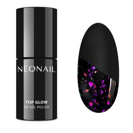 Neonail Top Glow Celebrate 7,2 ml NechtovyRAJ.sk - Daj svojim nechtom všetko, čo potrebujú