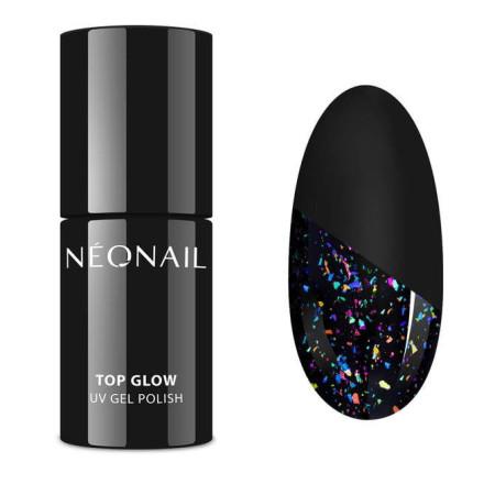 Neonail Top Glow Polaris 7,2 ml NechtovyRAJ.sk - Daj svojim nechtom všetko, čo potrebujú