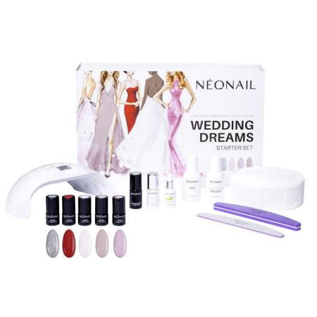 Sada na gél lak NeoNail® Weding Shades NechtovyRAJ.sk - Daj svojim nechtom všetko, čo potrebujú